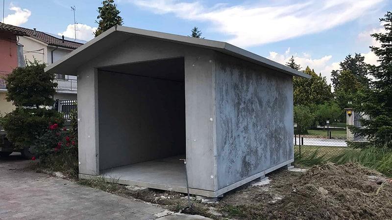 Garage - Fine Montagggio