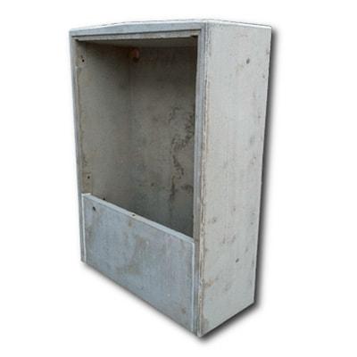 armadio per contatori modello a05a