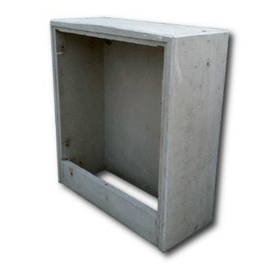armadio per contatori a05b