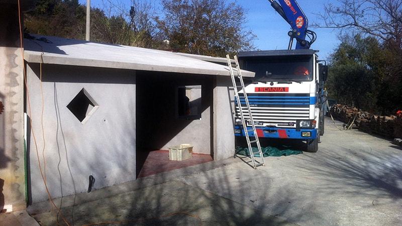 Casa Prefabbricata Cemento : Casa prefabbricata in cemento armato cosmo seri prefabbricati