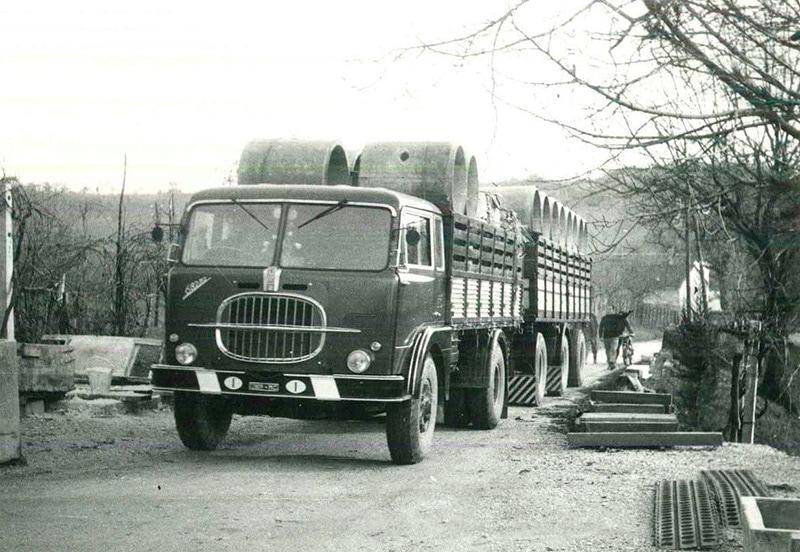 azienda cosmoseri negli anni 50